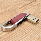 Blade Cutter Style USB 2.0 Flash Drive - Brown + Silver (4GB)