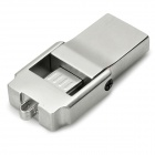 OTG USB 2.0 Flash Drive w/ Micro USB - Silver (8GB)