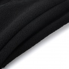 WOLFBIKE BC320-B-00L Cycling Leg Warmer Sleeves - Black ( L)