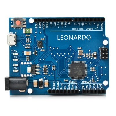 DIY Leonardo R3 Module for Arduino - Blue