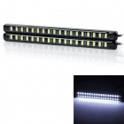 exLED 5.4W Car Daytime Running Light Cool White Light 8500K 720lm SMD 5630 (12V / 2 PCS)
