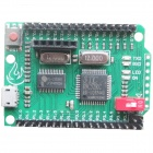 XGHF- STC89C52RC 51 Microcontroller Minimum System Board - Green