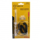 BESTIR BST-38502 Auto Car Circuit Voltage Tester Test Pencil Electroprobe - Transparent + Silver