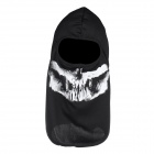 Skull Print CS Tactical Face Mask Headwear