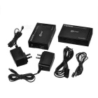 oTime OT-E100 TCP / IP HDMI Extender + Transmitter Set w/ IR - Black