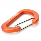 NatureHike 4cm Type-D Alloy Quick Release Buckle - Orange