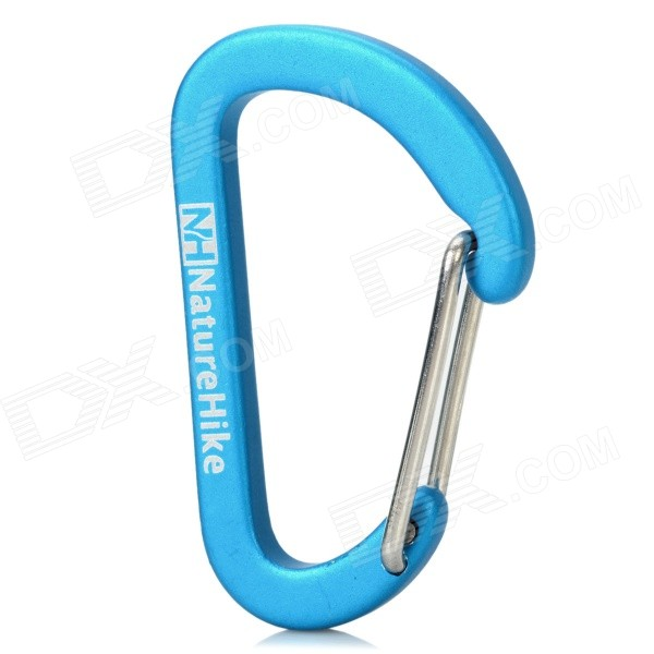 NatureHike 4cm Type-D Alloy Quick Release Buckle - Blue