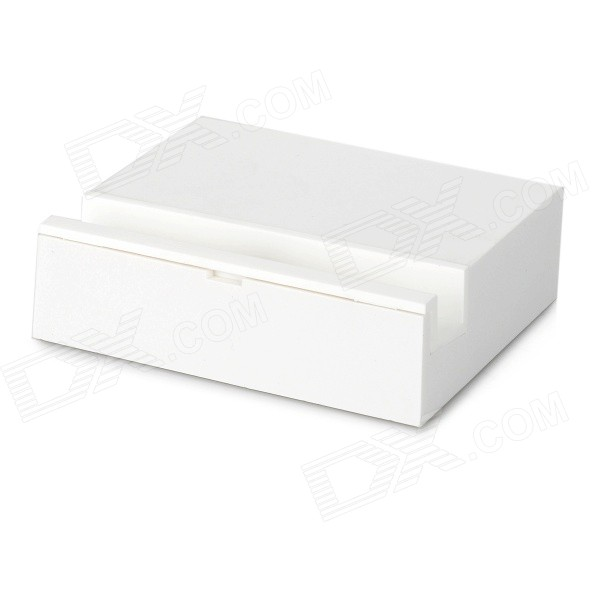 Cargador dock station + cable de sincronización para google nexus 6 - blanco