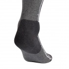 Men's Outdoor Stockings for Skiing - Grey + Black (Free Size / Pair)