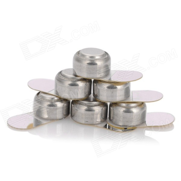 TangsFire 1.45V Zinc Air A10 Button Batteries for Hearing Aid (6 PCS)