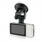 "D&Z D&Z66B 2.7"" TFT 13MP 1080P 158 Degrees Wide Angle Car DVR w/ Dual Lens / G-Sensor / 16GB TF Card"