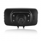 "D&Z D&Z800L 2.7"" TFT 5.0MP Full HD 1080P 120 Degrees Wide Angle  4-LED Car DVR w/ TF C10 8GB Card"