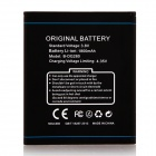DOOGEE Rechargeable 1800mAh Li-ion Battery for DOOGEE LEO DG280 -Black