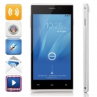 "DOOGEE TURBO Mini F1 Android 4.4 MTK6732 Quad-Core 4G Phone w/ 4.5"",OTG,OTA,GPS,8GB - White"