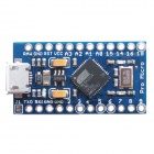 XGHF Micro 5V / 16M Mini Microcontroller Development Board for Arduino - Blue