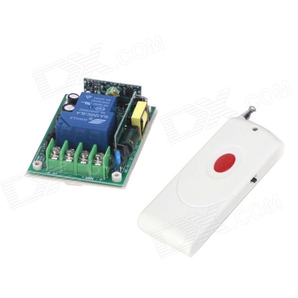 ZnDiy-BRY1-CH Remote Control Switch+ 1-Key Remote Control
