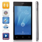 "DOOGEE TURBO Mini F1 Android 4.4 MTK6732 Quad-Core 4G Phone w / 4,5 "", OTG, OTA, GPS, 8 GB - Navy"