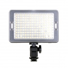 EOSCN C-160B Portable 5W 160-LED 3200K/5500K 600lm Video Light - Black