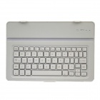 Bluetooth V3.0 Wireless 60-key Keyboard for Google Nexus 9 - White