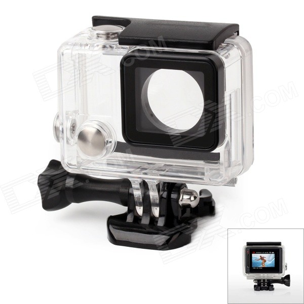 how to open gopro case