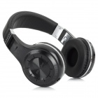 Bluedio H+ Bluetooth V4.1 Headphones w/ Microphone / FM / TF Card Slot - Black