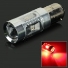 SENCART 1157 P21/5W Ba15d 30W 6-LED Car Brake Light Red Light 150lm 635~700nm (DC 12~24V)