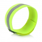 Salzmann Outdoor Cycling Arms / Legs Reflective Elastic Band - Green