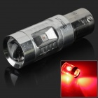 1156 P21W Ba15s 30W 150LM 635-700nm XP-E Q5 Red Car Lamp (DC12V-24V)
