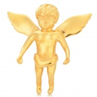 Fashionable Angel Style 316L Stainless Steel Pendant for Necklace - Gold