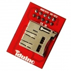 Geeetech SD Ramps Breakout for 3D Printer RAMPS 1.4 - Red