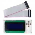 Geeetech MightyBoard LCD 2004 Controller for 3D Printer - White