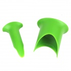 Creative Pepper Seed Removers Filters Tools - Green (2PCS)