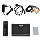 DITTER U26 Quad-Core Android 4.4.2 Google TV HD Player w/ 8GB ROM, XBMC, EU Plug, Remote Control
