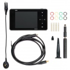 Geeetech DSO202 3'' Color TFT LCD Mini Digital Oscilloscope w/ Probe - Black