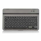 "Aluminium Clavier bluetooth 60 touches pour tabulation galaxie S 8.4"" - noir + or"