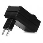 3.7V 1550mAh Li-ion Batteries + Dual-Slot Battery Charger + EU Plug Adapter for GoPro Hero 3+ / 3