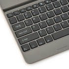 "Aluminum 82-Key Bluetooth Keyboard for Galaxy Tab S 10.5"" T800 - Black"
