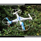 Genuine Cheerson CX-30W R/C Quadcopter with Camera Control by iPhone Wifi Video Transmission - Blue
