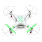 Genuine Cheerson CX-30W RC Quadcopter w/ Camera Control by iPhone Wifi Video Transmission - Green