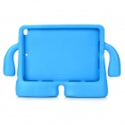 Protective Silicone Back Cover Case for IPAD AIR 2 - Blue