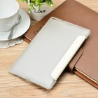 PU Leather Case w/ Holder + Auto Sleep for Lenovo S8-50F - White