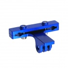 Fat Cat Cycling Bike 2-Rail Saddle Seat Mount for GoPro - Blue