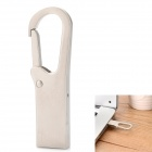 USB-KEY Zinc Alloy Keychain USB Flash Drive - Silver (32GB)