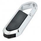 Blade Cutter Style USB 2.0 Flash Drive - Black + Silver (8GB)