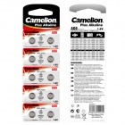 Camelion AG6-BP10 1.5V AG6 Alkaline Button Battery (10pcs)