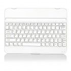 Bluetooth V3.0 82-Key Keyboard for Samsung Galaxy Tab 4 10.1 T530/T531 - White