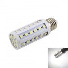 S-7W E27 7W LED Corn Lamp White Light 6000K 560lm 44-SMD 5050 - White (AC 220V)