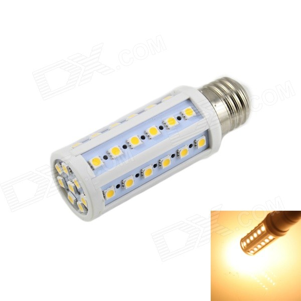 S-7WW E27 7W LED Corn Lamp Warm White Light 560lm 44-SMD 5050(AC 220V)
