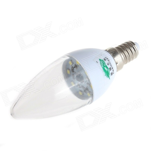 Zweihnder W008 E14 3W Candle Light Warm White Light 250lm 8-2835 SMD