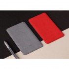 Xiaomi 5000mAh Power Bank Protective Microfiber Case - Red